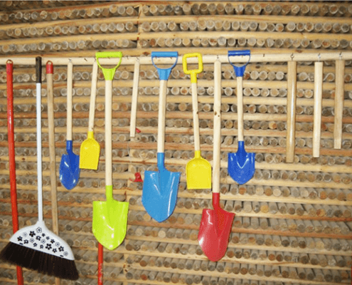 Tools wooden handles for Good quality garden tools